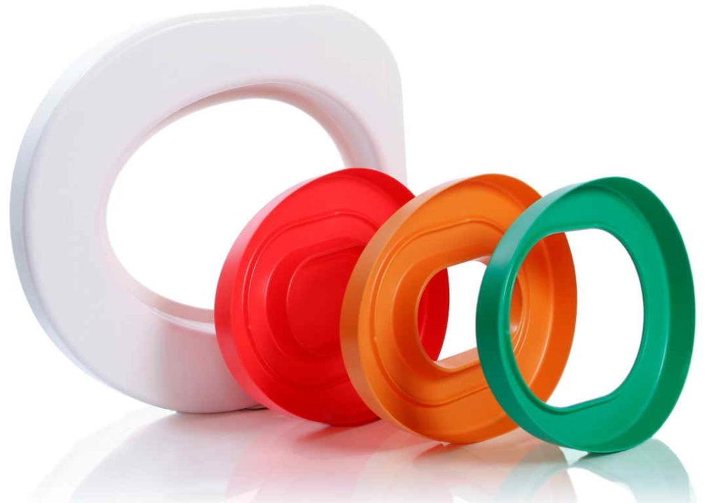 Съемные кольца